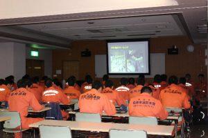 震災時対応訓練1