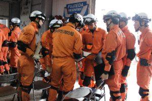 震災時対応訓練3