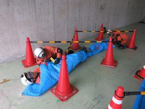 震災時対応訓練5