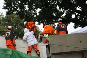 震災時対応訓練8