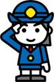 女性消防吏員挿絵3