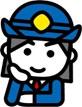 女性消防吏員挿絵2