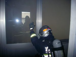 消防活動訓練1