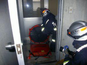 消防活動訓練2