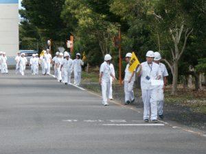 消防訓練の指導1