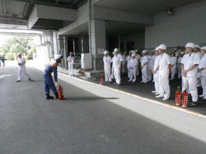 消防訓練の指導3