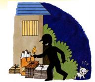 放火のイメージ