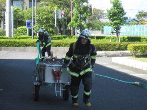 ■消防活動訓練2