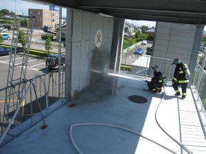 ■消防活動訓練3