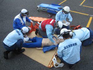 救急活動訓練1