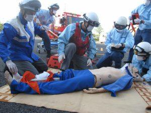 救急活動訓練2