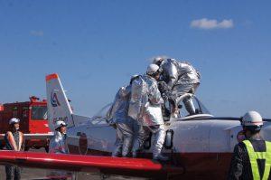 パイロット救出訓練2