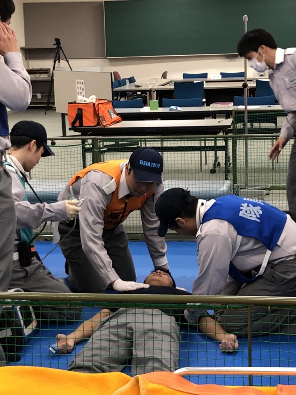 東京 所 救命 救急 研修 応急手当講習会のご案内